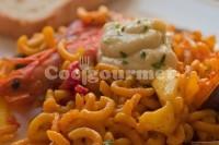 Captura de Paella de macarrão